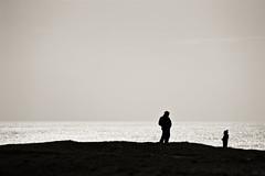 Cte Sauvage - Presqu'le de Quiberon (56) (Toma Martin) Tags: ocean sea bw mer blackwhite brittany pentax bretagne cte nb morbihan 135mm noirblanc sauvage quiberon presquile k100d justpentax