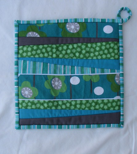 Gift set - potholder front