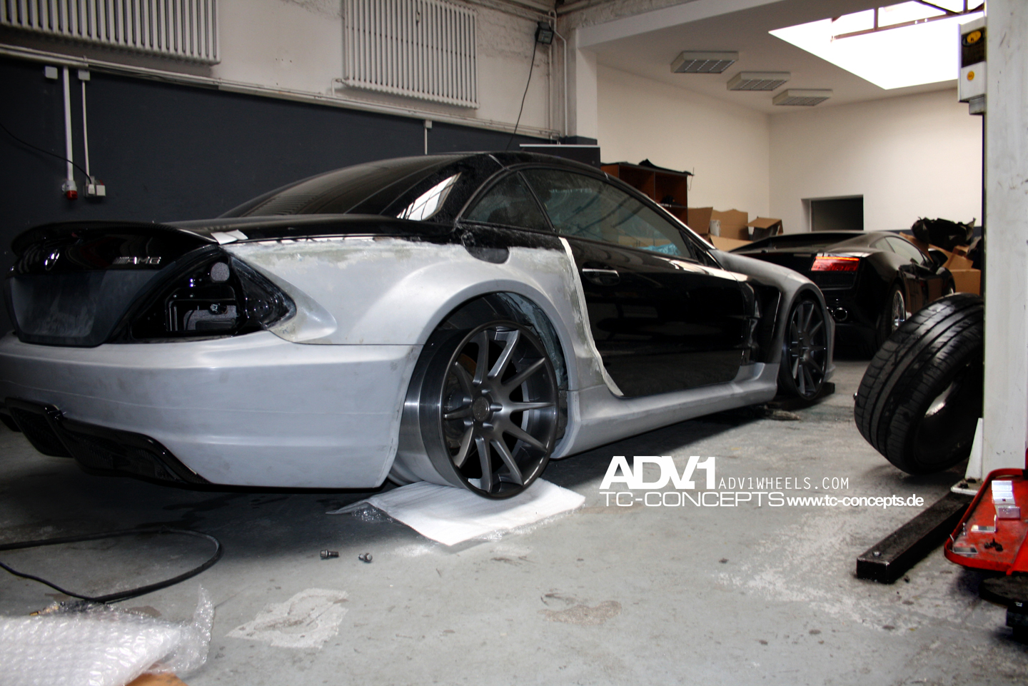 Image: >>>Project SL65 Black Series Conversion<<<