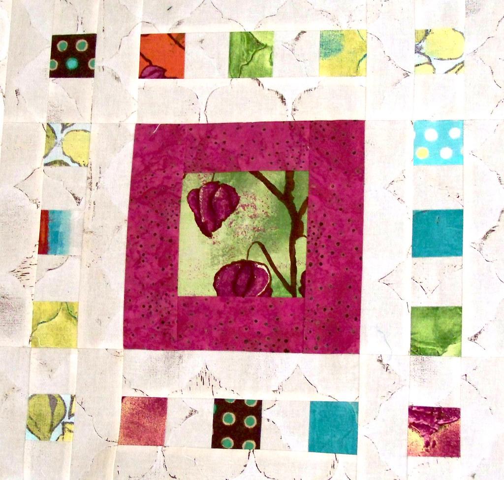 lantern block violet