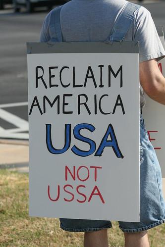 Reclaim America!