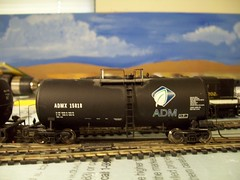 Atlas corn syrup tank car (scriptormaior) Tags: car tank adm atlas