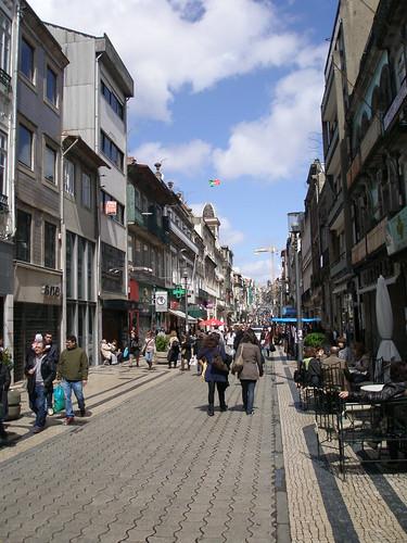 Calles de Oporto Foto 2