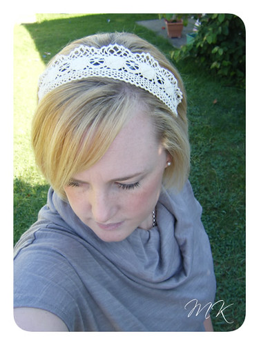 scrap crochet headband 2