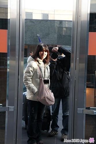 京都車站11F合照