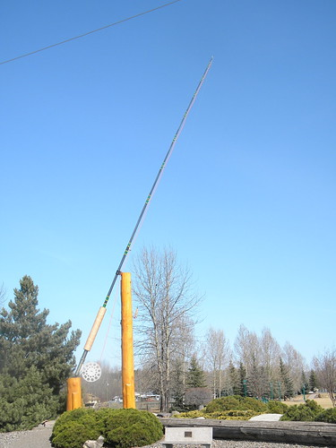 World's Largest Fishing Rod