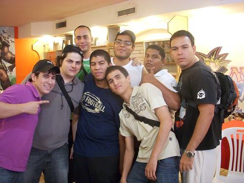 Top 8 - Clasificatorio1 2010