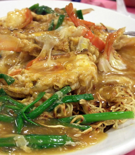 Fresh Water Prawn Mee