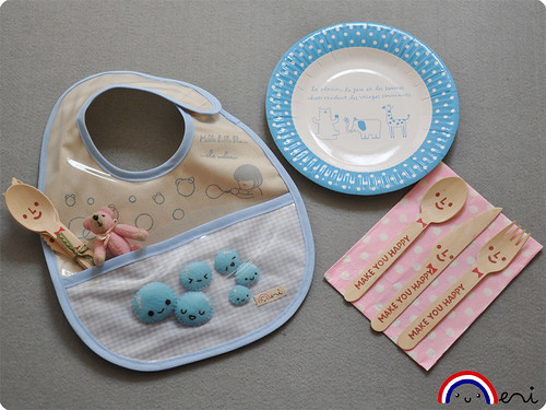 Reves d'enfance. Bibs collection