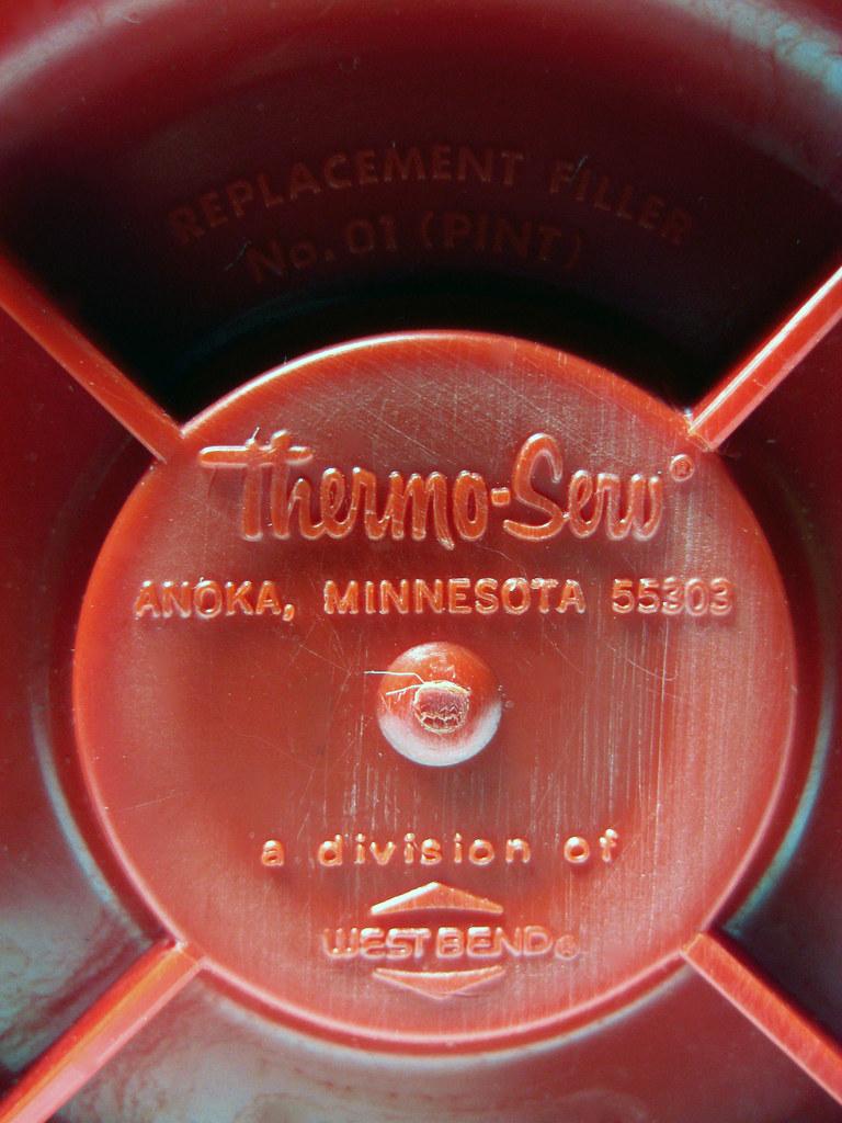 Vintage Thermo Serv Logo