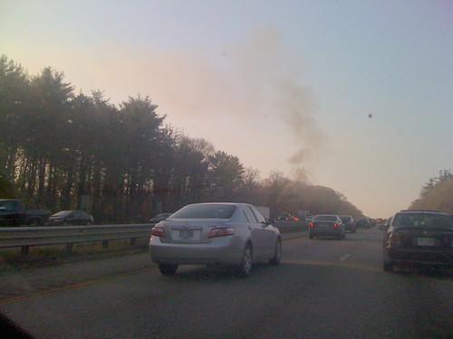 Car Fire - Second
