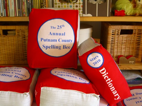 Dictionary Pillows!