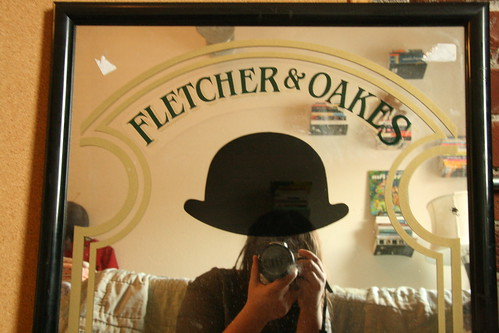 Thrifty Finds: Fletcher & Oakes Mirror