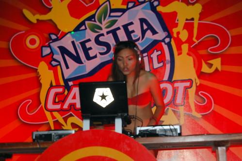 Nestea Fit Camp Boracay Day 1 Dinner Party (6)