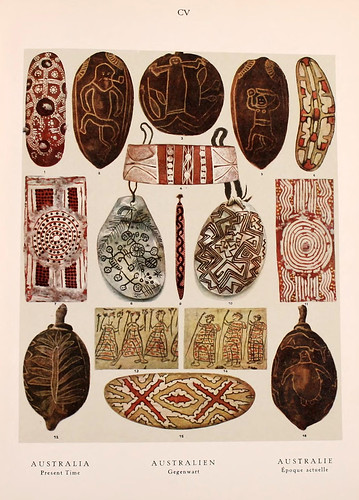 028- Australia principios siglo XX-Ornament two thousand decorative motifs…1924-Helmuth Theodor Bossert
