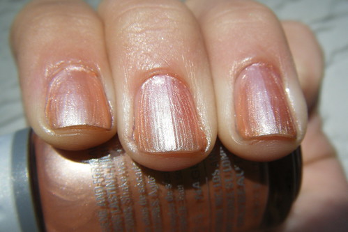 Confessions Of A Polisholic Notd Orly Chantilly Peach