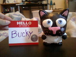 The World's newest photos of bucky and satchel - Flickr Hive