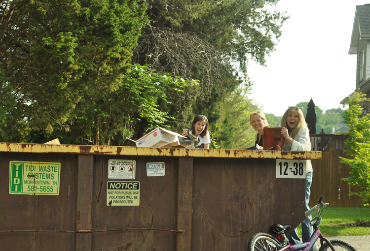 Dumpster Divin' Yard Sale-in' and Lake Livin'  aka  the longest post known to man