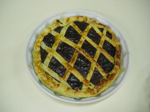 tarte aux pruneaux