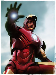 Tony Stark : Give me five!!! (EdwardLee's collection) Tags: 2 man movie toy toys actionfigure iron comic action mark sony 4 ironman diamond collection figure marvel tonystark select markiv tx7 edwardlees
