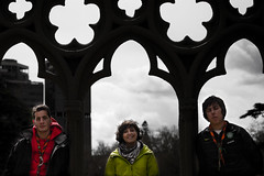 013 - Glymur en Pirineos. día 1 - Pamplona La Taconera