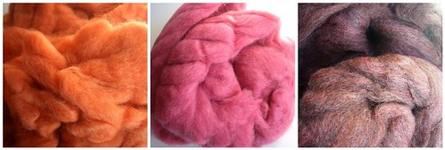 Wellington Fiber Project- the base fibers wool/mohair