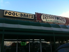 Irishtown Bar and Grill