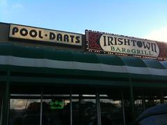Irishtown Bar and Grill