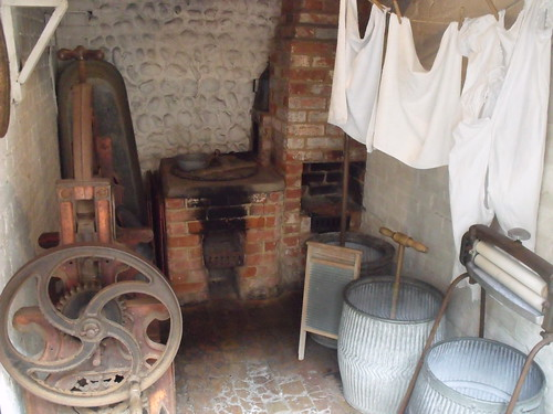 Cromer Museum - the Wash House