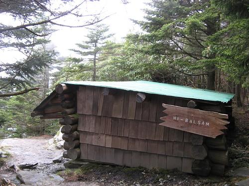 Hi-Balsam Shelter
