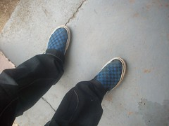 My Vans. (iJay) Tags: james vans jayhn