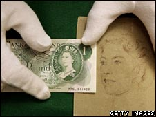 Paper Pound note