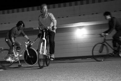 TOYAMA Night Ride