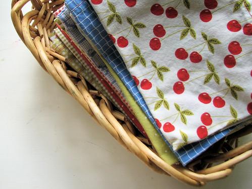 Summer napkins