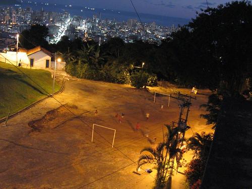 MONTE SERRAT - SANTOS - BRAZIL.
