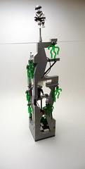 Part One. (Lego Junkie.) Tags: army war lego sniper 2038 usdf urag apocalego