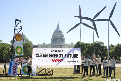 clean energy now