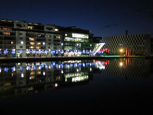 Grand Canal Theatre and Docklands