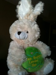 A Bunny by AKG Gifted to SomeBunny :)
