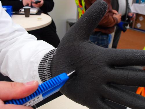 Schnittschutzhandschuhe im Test