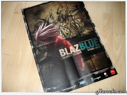 Blazblue - Goodies - 03