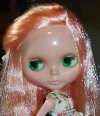 Mademoiselle Rose Bud (LynneLarkin) Tags: blythe takara mademoisellerosebud