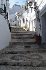 P1150647 - copia (pibepa) Tags: calle alley panasonic callejeando escaleras mlaga alleys suelo vicoli callejones callejn pueblosblancos frigiliana calleja gorrones pibepa rinconesfrigiliana