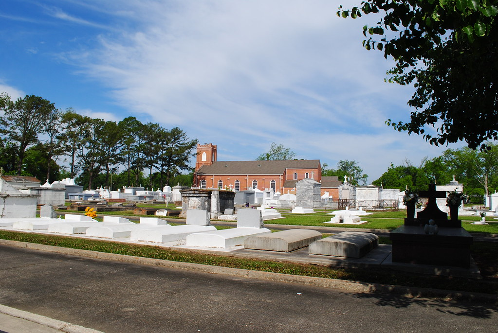 assumption cemetery perspective