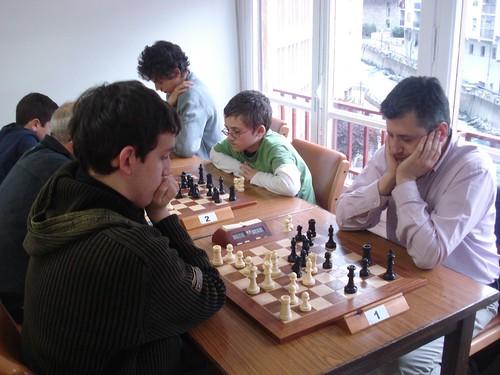 La partida decisiva, Mateu vs Ribera