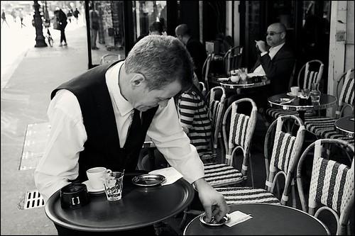 Garçon de Cafe