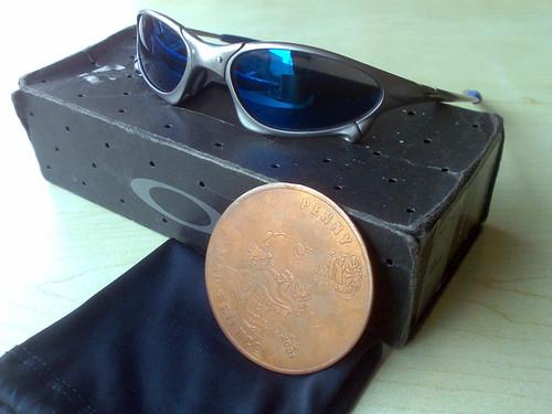 8e7dcd68ccc Oakley Penny Titanium-Ice Iridium - a photo on Flickriver