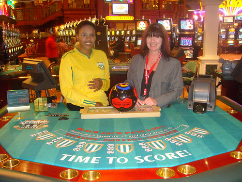 TCS Huxley Gold Reef City Casino