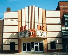 Pix Theatre: Lapeer, Michigan (Vitrolite) (Onasill ~ Bill Badzo) Tags: usa house cinema art mi movie marquee pix theater theatre michigan deco lapeer vitrolite onasill