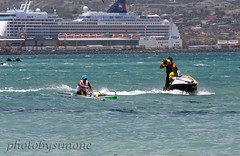 Danny Ching (simone reddingius) Tags: woman sports sport race hawaii athletic maui watersports athlete fitness sup downwind wahine kanaha oc1 malikogulch olukai photobysimone